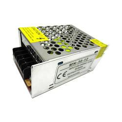 Блок питания 3А 36W 12V COMPACT негерметичный