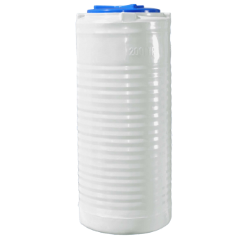 Емкость однослойная вертикальная узкая EUROPLAST RVО 750 У (79х170), даметр люка 35 см, штуцер 1/2''