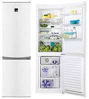 Двухкамерный холодильник Zanussi ZRB36104WA