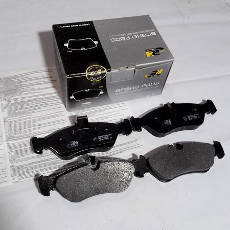 Тормозные колодки Mercedes Sprinter Мерседес Спринтер (1995-) A0024206020. Задн. ROADHOUSE Испания