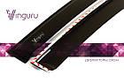 Дефлектори вікон вітровики на MITSUBISHI Мітсубісі Outlander 2005-2012 (Vinguru), фото 3