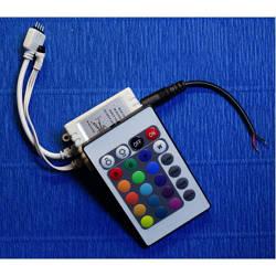 RGB Контроллер MINI 6А-IR-24 кнопки