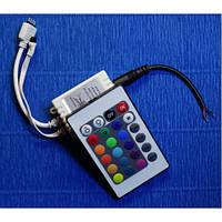 RGB Контроллер MINI 12А-IR-24 кнопки