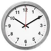 ЧАЛЛА Часы, настенные, 28 см 80357878 IKEA, ИКЕА, TJALLA