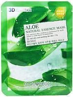 Тканевая маска с Алоэ Food A Holic 3D Shape