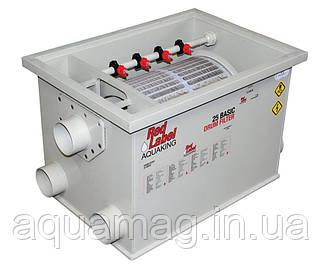 AquaKing Red Label Drum Filter 25 Basic барабанный фильтр для пруда, водоема, озера, пруда, кои