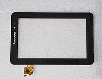 Оригинальный тачскрин / сенсор (сенсорное стекло) для Lenovo LePad | IdeaPad A1-07 (черный цвет), фото 1