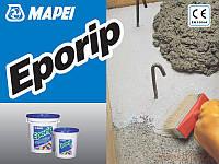 Эпоксидный клей для соединения старого и свежего бетона, заполнения трещин в стяжках Eporip Mapei.2 кг.
