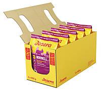 Josera Miniwell корм супер-премиум класса, для собак мелких пород до 10 кг. Упаковка 4.5 кг