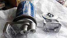 Корпус фильтра топливного сменного МТЗ крышка 245-1117081, 245-1117075  ФТ-020, фото 3