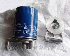 Корпус фильтра топливного сменного МТЗ крышка 245-1117081, 245-1117075  ФТ-020, фото 2