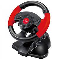 Руль управления ESPERANZA HIGH OCTANE PC/ PS1/ PS2/ PS3 (Г)