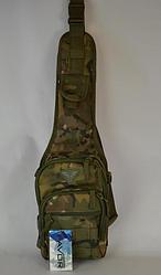 Тактична сумка через плече