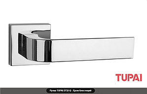 Дверная ручка  Tupai CINTO 2732 Q хром