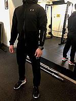 Спортивный костюм Under Armour ТОП-реплика, черный