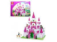"""Детский развивающий конструктор игрушка Sluban Слубан """"Замок для принцессы""""M 38 B 0151, конструктор лего-типа"""