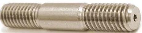 Шпилька М14 ГОСТ 22040-76, ГОСТ 22041-76, DIN 940 с ввинчиваемым концом длиной 2,5d