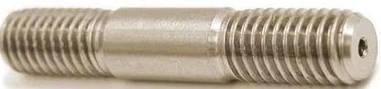 Шпилька М14 ГОСТ 22040-76, ГОСТ 22041-76, DIN 940 з ввинчиваемым кінцем довжиною 2,5 d