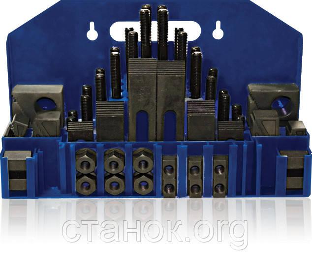 Набор прихватов SPW 8 10 12 14 16 для фрезерного стола зажимные приспособления