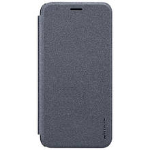 Чехол книжка Nillkin Sparkle Series для Asus Zenfone 4 Selfie ZD553KL черный
