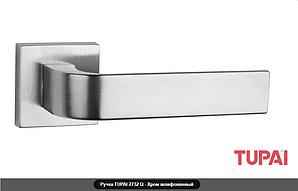 Дверная ручка  Tupai CINTO 2732 Q хром матовый
