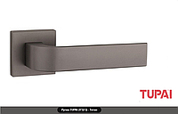 Дверная ручка  Tupai CINTO 2732 Q титан