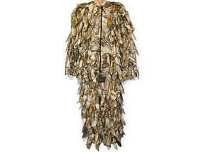 Костюм маскировочный ЛЕШИЙ камыш (куртка и брюки с лоскутами)