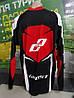 Велоджерси GHOST Jersey long длинный рукав XXL 2014 14373 черный / красный / белый, фото 2