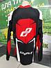 Велоджерси GHOST Jersey long длинный рукав XXL 2014 14373 черный / красный / белый, фото 3