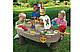 Детский Водный Стол Пиратский корабль Little Tikes 628566, фото 3
