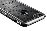 Ультратонкий ударопрочный комбинированный чехол для Apple iPhone 5\5S, фото 1