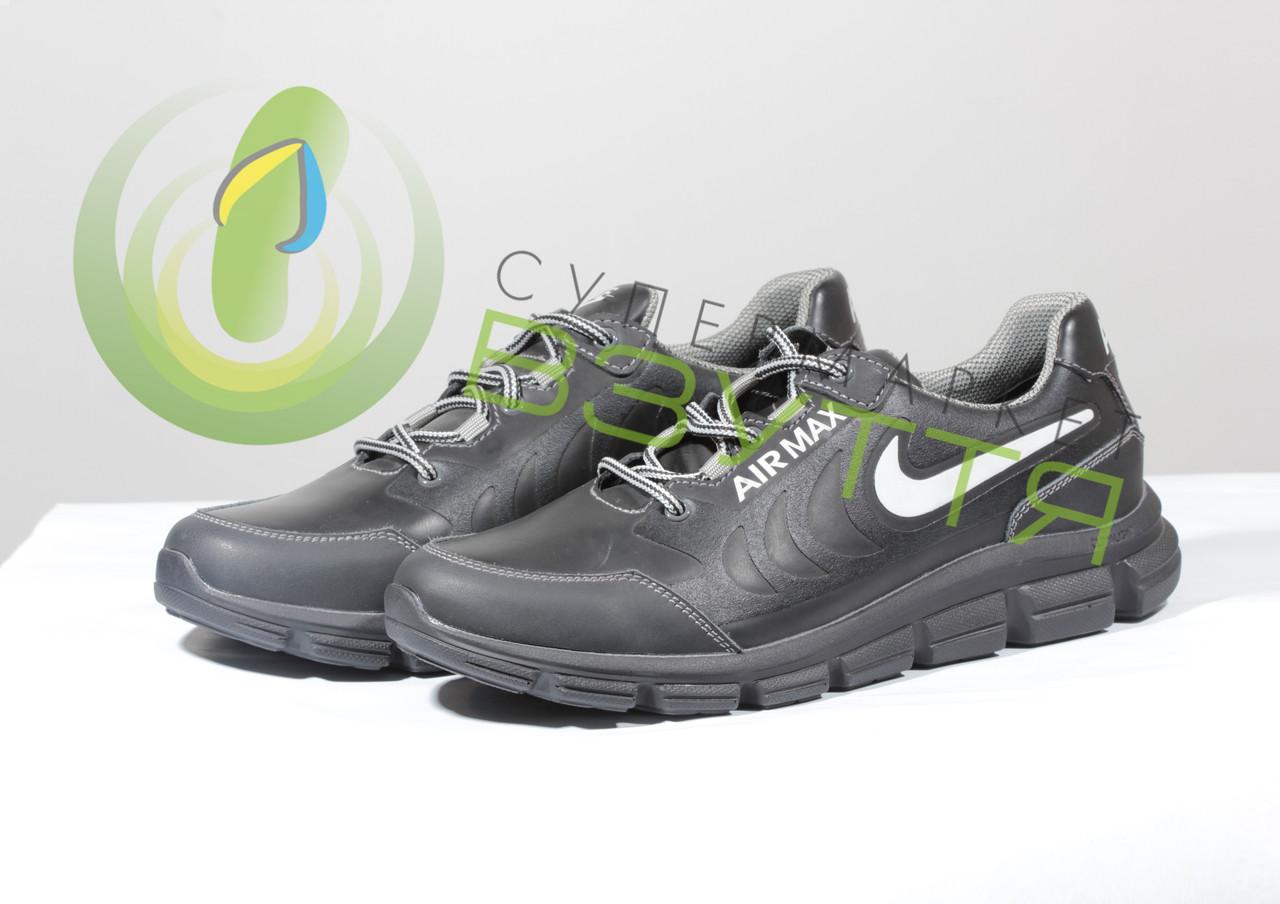 Шкіряні чоловічі кросівки SV 169 41,42,43,45 розмір