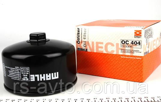 Фильтр масляный Volkswagen LT, Фольксваген LT 2.8TDI 98- OC 404, фото 2