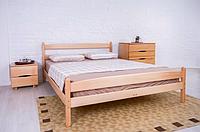 """Кровать деревянная """"Лика"""" с изножьем"""