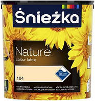 Латексна Фарба| Sniezka NATURE  2,5L