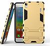 Чехол Противоударный Lenovo A7000 / K3 Note / k50 Броня Gold