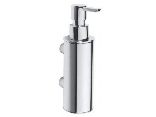 BEMETA OMEGA: Настенный дозатор для жидкого мыла  (металлический стакан)