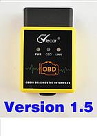 V1.5 мини-elm327 Bluetooth Viecar сканирования OBD2, фото 1