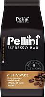 Кофе в зернах Pellini Espresso Bar n82 Vivace 1кг (Италия)