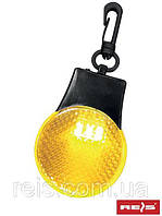 Светоотражающий брелок с диодами LED KEYLED P