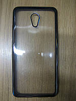 Силіконова накладка Meizu M5 Note ( Remax Air Series) Black