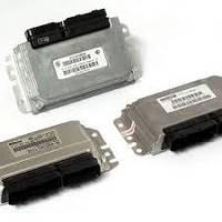 Контроллер BOSCH 21126-1411020-45 М17.9.7 E-GAS Motronik ВАЗ 2170 Приора