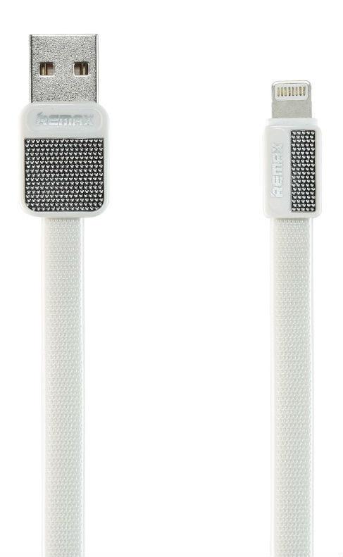 Lightning кабель Platinum RC-044i 1m white Remax 303702