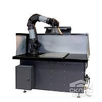 Сварочный стол (ССФ-1600) 850(h)х1600х820 мм