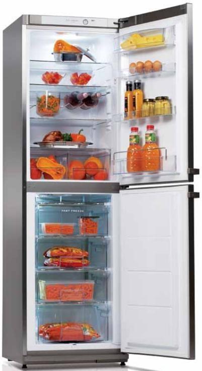Двухкамерный холодильник Snaige RF35SM-S1CB21