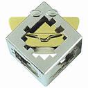 Головоломка 3* Cuby (Кубик) Cast Puzzle 473768, фото 3