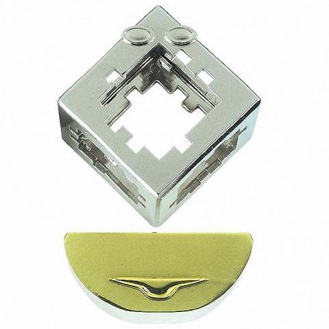 Головоломка 3* Cuby (Кубик) Cast Puzzle 473768