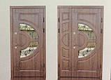 Двери входные с ковкой 1,20х205 бесплатная доставка, фото 7