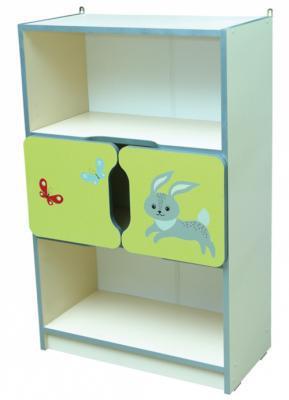 Стенка для игрушек Зверята №4 (600*300*950h)