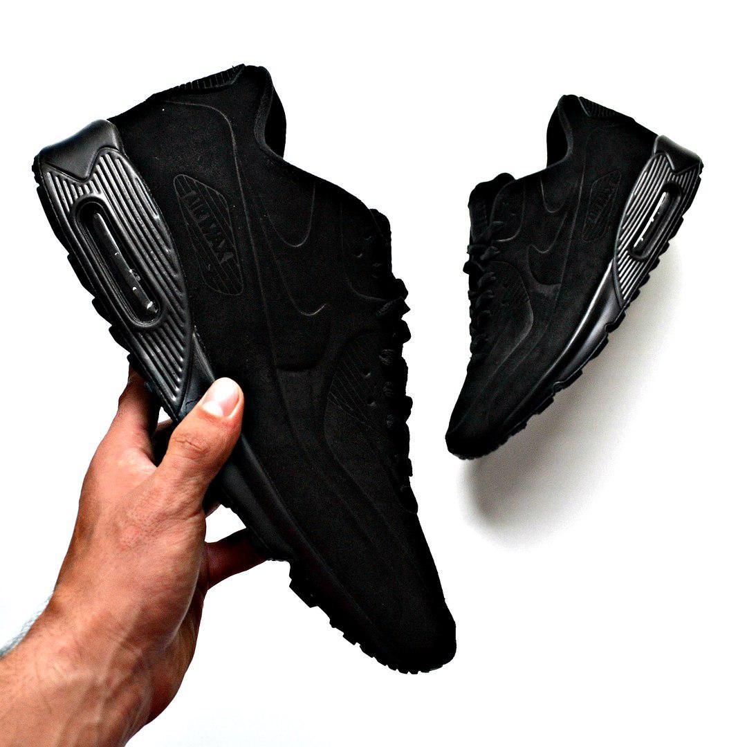 ec49f66d Nike Air Max 90 VT Tweed Black | кроссовки мужские; черные: продажа ...